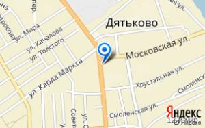 карта библиотеки